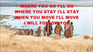 I will Follow by Chris Tomlin with Lyrics