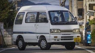 1993 Daihatsu Atrai Cruise - Manual 660cc - Walk-Around and Test Drive