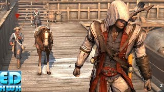 Assassin's Creed 3 How to Make Enemies Fly Ultra Potato