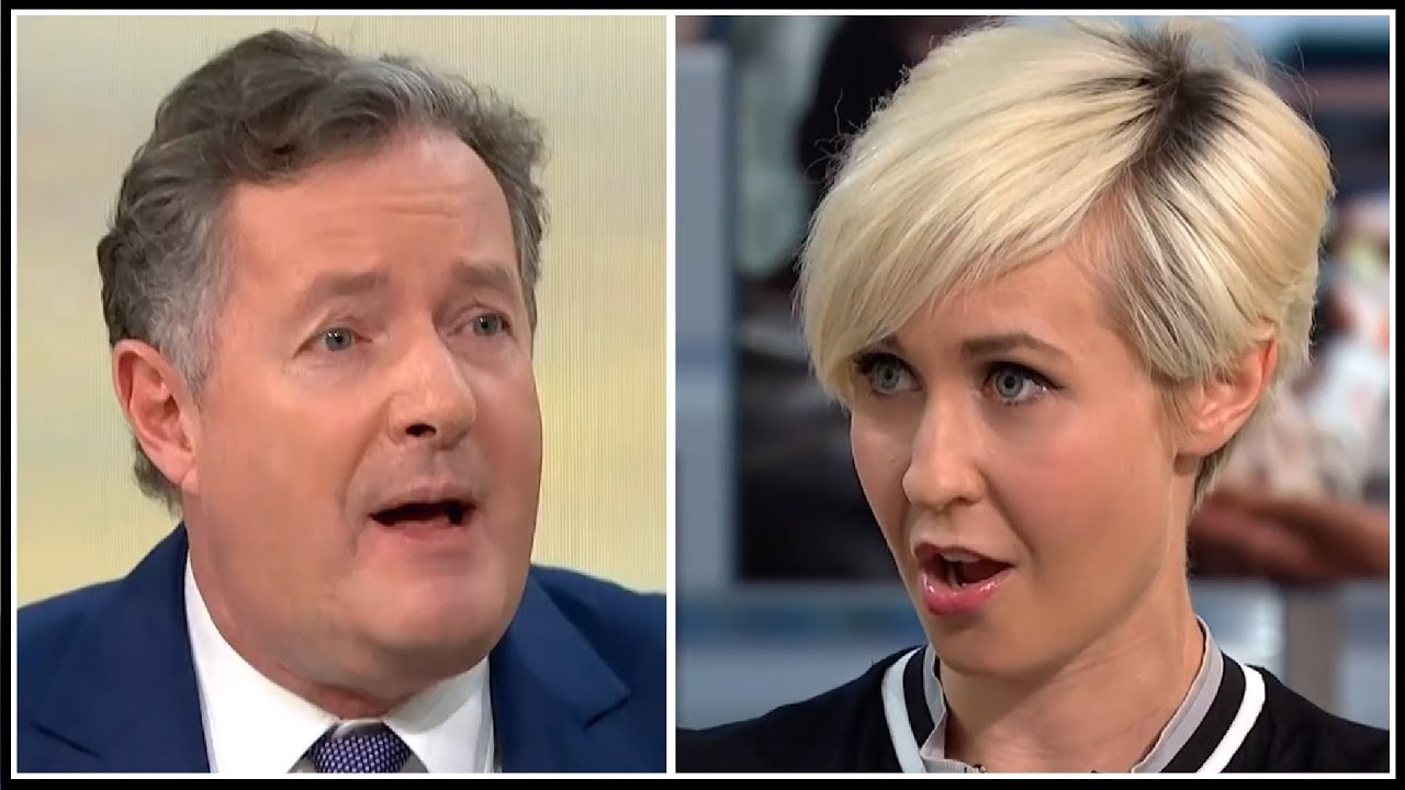 'Men CANNOT Be MOTHERS!' Piers Morgan Gets FURIOUS at Feminist Guest