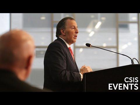 A Conversation with Mexico's Secretary of Finance José Antonio Meade