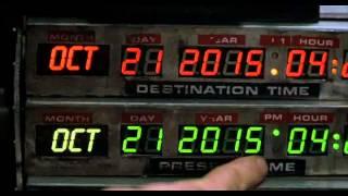 Ritorno al futuro 2 - data reale (21 ottobre 2015)