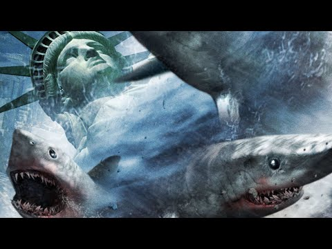 SHARKNADO 2 - THE SECOND ONE - Kritik & Blu-Ray Review