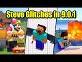 10 Minecraft Steve Glitches In Version 9.0.1 Of Super Smash Bros. Ultimate