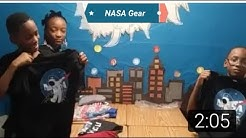 Old Navy Justice Children's Place affordable clothing haul Nasa Gear