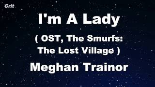 I'm a Lady - Meghan Trainor Karaoke 【No Guide Melody】 Instrumental