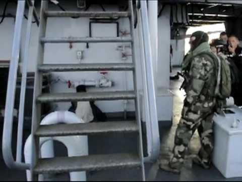 French navy captures three 'pirates' off Somalia