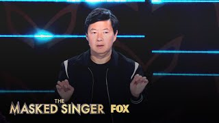 Ken Knows Exactly Who This Is | Season 2 Ep. 10 | THE MASKED SINGER