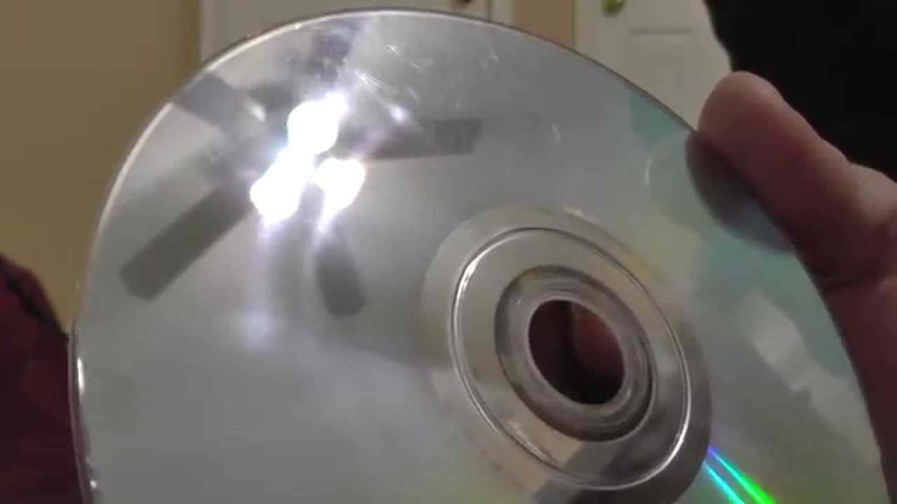 How to fix the ring on Xbox 360 games disc, unreadable ...