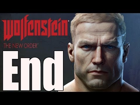 Wolfenstein The New Order Full Movie All Cutscenes