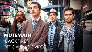 Mutemath - Backfire [Official Music Video]