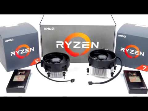 Разгон и тест Ryzen 5 2600