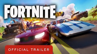 Fortnite - The Joy Ride Update Trailer