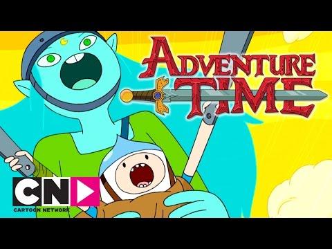 Adventure Time  Billys Bucket List  Cartoon Network