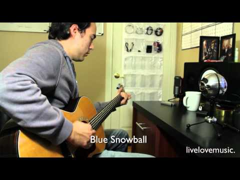 Acoustic Guitar USB Mic Comparison: Blue Yeti vs Blue Snowball vs Audio Technica AT2020