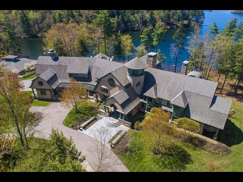 Majestic Sweeping Home in Wolfeboro, New Hampshire | Sotheby's International Realty