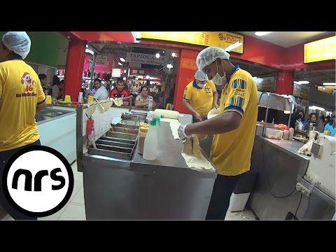 vlog249 - Best Pastel - Brasilia, Brazil