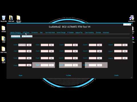 BO2/1 19] CEX/DEX | ScaRzModZ Ultimate RTM Tool - YouTube