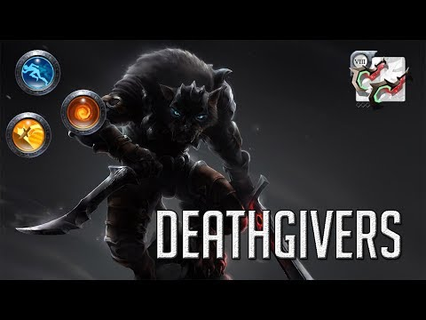 Albion Online | THE NEW OP WEAPON - DEATHGIVERS | PVP BUILD GUIDE