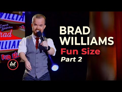 Brad Williams Fun Size  Part 2 |LOLflix
