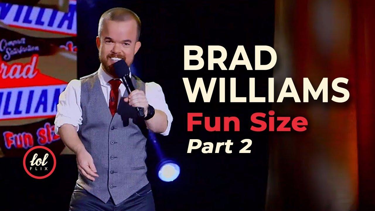 Download Brad Williams Fun Size • Part 2  LOLflix
