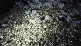 Vermiculite found in Charlotte NC attic