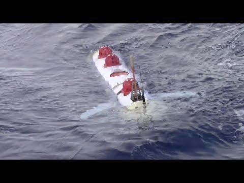 China's Haiyan Becomes World's Deepest Underwater Glider