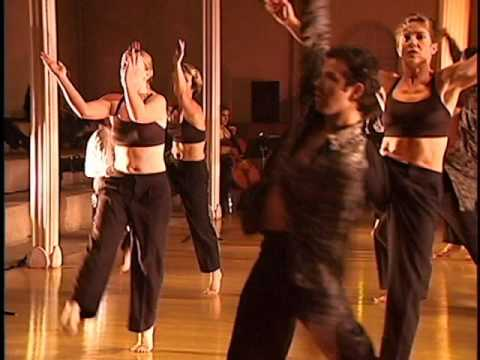 Anna Myer and Dancers St. Marks NYC 2005