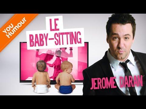 JEROME DARAN: Baby-sitting, ne lui laissez pas vos enfants