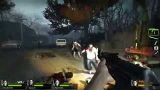 Left 4 Dead 2 - Detour Ahead Custom Campaign Multiplayer Gameplay Playthrough