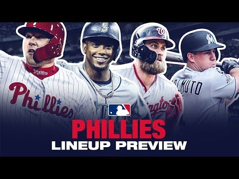 Phillies spring training roster