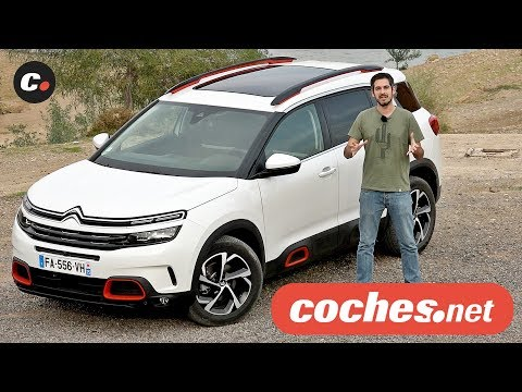 Citroën C5 Aircross SUV | Primera prueba / Test / Review en español | coches.net