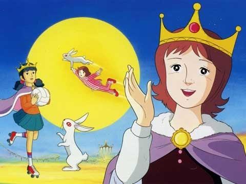 La Princesa Y La Luna Youtube