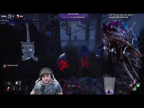 I'LL GET YOU BANNED! NO ILL GET YOU BANNED! - Dead By Daylight!