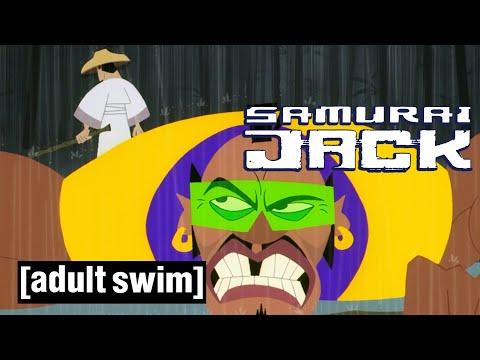 Samurai Jack   Samurai vs. Samurai   Adult Swim UK 🇬🇧