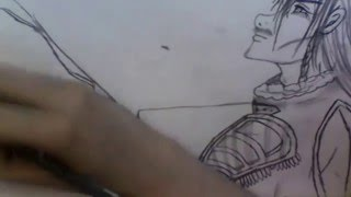 Quick Drawing:  Ibex