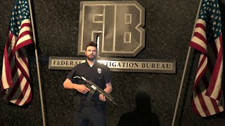 Gta 5 Online - New Easy Glitch To Get Inside Fib Building (gta 5 Secret & Hidden Locations)