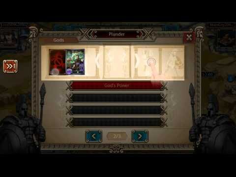 Spartan Wars: Blood and Fire Android HD GamePlay