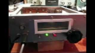 20M Dual Gate MOSFET QRP SSB Transceiver mpeg by Pete Juliano
