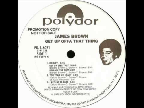 James Brown  Get Up Offa That Thing