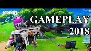 Fortnite gameplay sin comentar 2020