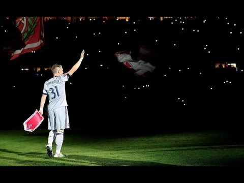 Download Behind the Scenes of Bastian Schweinsteiger's Testimonial Match | Center Circle presented by AT&T