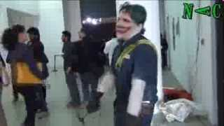 Cosplay Music Video at The 4th Annual Indian Comic Con 2014