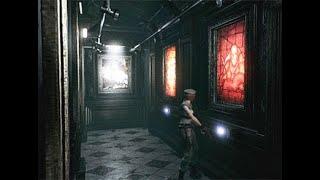 Resident Evil HD Remaster, Vídeo Guía: Puzle de las vidrieras