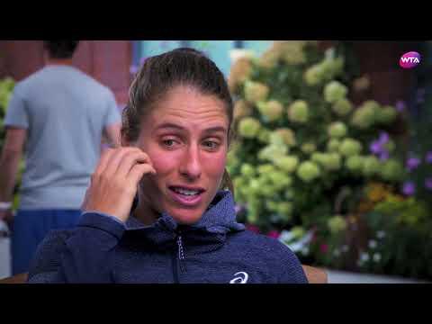 2017 US Open Pre-Tournament Interview   Johanna Konta