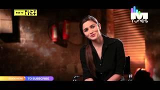Top 5 songs of Alia Bhatt only on MTunes HD