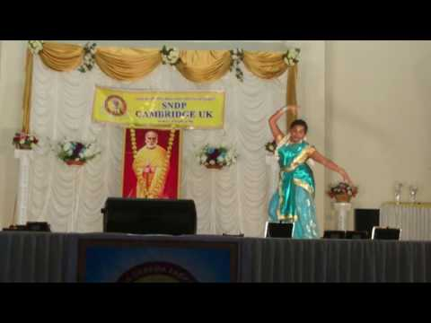 Sarangy Sathyan Is On Stage On The Occasion Of Cambridge SNDP Onam Celebrations, Sep 2016