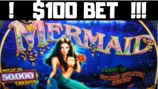 $10,000 Mystical mermaid massive jackpot