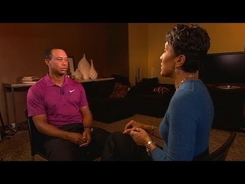 Fresh Start: Tiger Woods Speaks With 'GMA' (03.17.11)