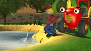Tractor Tom - The Big Picnic (child Animation)